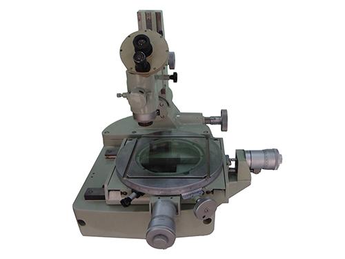 Большой микроскоп инструментальный БМИ-1Ц 150х50Б