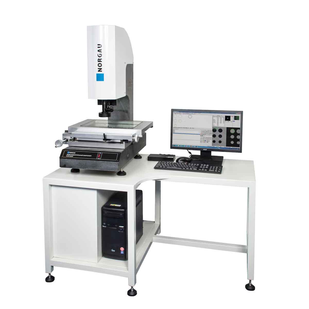 Видеоизмерительный микроскоп NVM-2010D