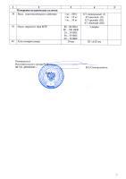 Область аккредитации на калибровку от 29.05_03